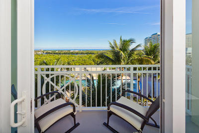 Boynton Beach Condo For Sale: 350 Federal Highway #805