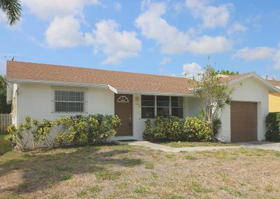 Boca Raton Single Family Home For Sale: 556 NW 54th Street