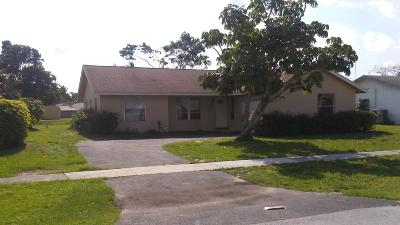 Boca Raton FL Single Family Home Sold: $245,000