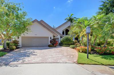 Boca Raton Single Family Home For Sale: 10835 Ashmont Drive E
