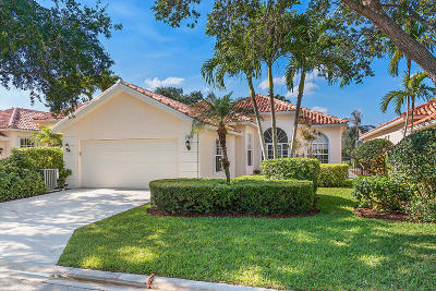 West Palm Beach Single Family Home For Sale: 7169 Deer Point Lane