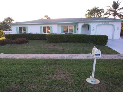 Boca Raton Single Family Home For Sale: 22062 Ataman Street