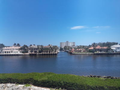 Delray Beach Condo For Sale: 1 Harbourside Drive #2311