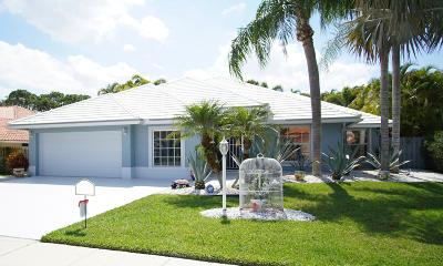 Palm Beach Gardens Single Family Home For Sale: 12956 Calais Circle