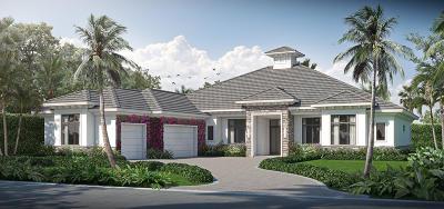 Palm Beach Gardens Single Family Home For Sale: 13061 Marsh Landing