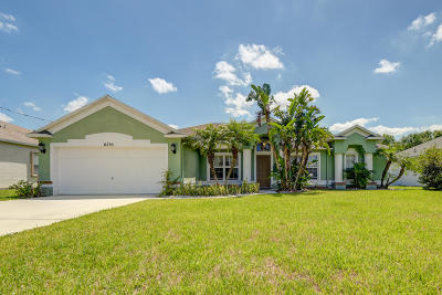 Port Saint Lucie FL Single Family Home For Sale: $239,888