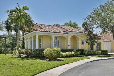 Jupiter Single Family Home For Sale: 150 E Mangrove Bay Way