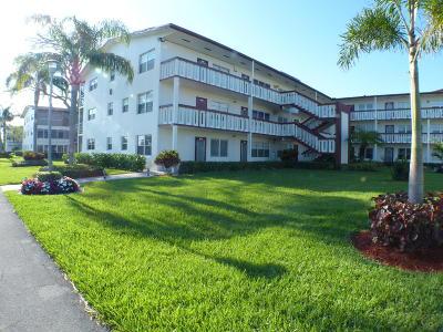 Boca Raton Condo For Sale: 589 Fanshaw O #O