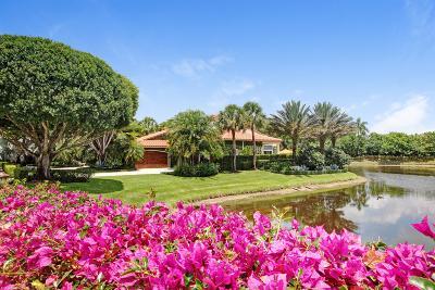 Wellington Single Family Home For Sale: 14149 Calypso Lane