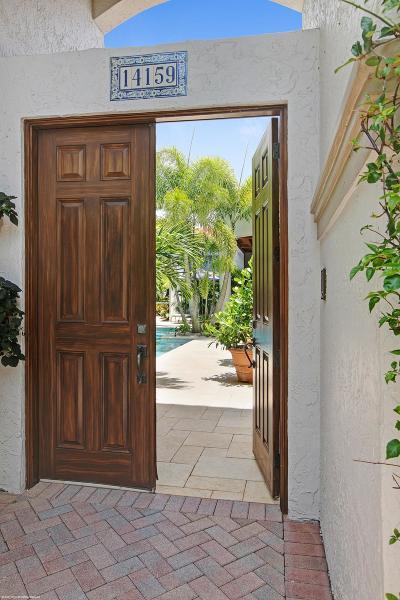 Wellington Single Family Home For Sale: 14159 Calypso Lane