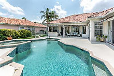 West Palm Beach Single Family Home For Sale: 2242 Vero Beach Lane
