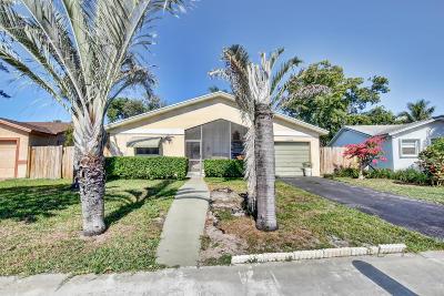 Boca Raton Single Family Home For Sale: 22523 SW 65th Terrace
