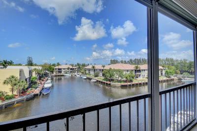 Boca Raton Condo For Sale: 6 Royal Palm Way #409