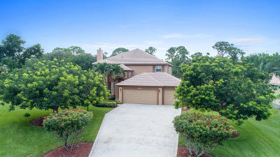 Lake Worth Single Family Home For Sale: 9895 Condor Court