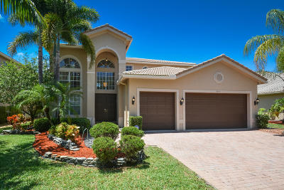 Delray Beach Single Family Home For Sale: 9595 Barletta Winds Point