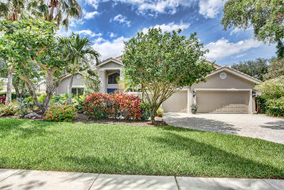 Delray Beach Single Family Home For Sale: 4547 S Barwick Ranch Circle
