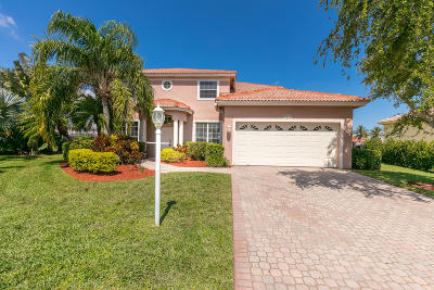 Boca Raton Single Family Home For Sale: 12610 Maypan Drive