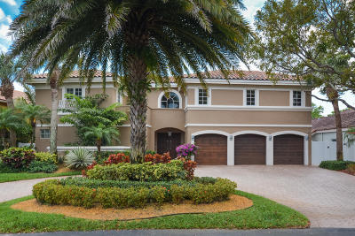 Boca Raton Single Family Home For Sale: 5986 Buena Vista Court
