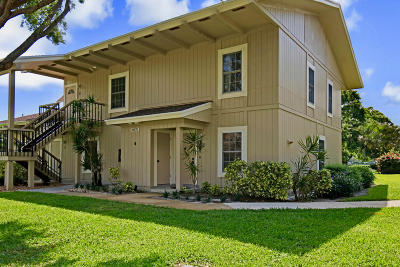 Tequesta Condo Contingent: 18470 SE Wood Haven Lane #St. Andr