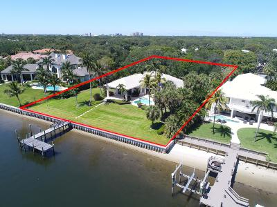 Palm Beach Gardens Single Family Home For Sale: 2273 Country Oaks Lane