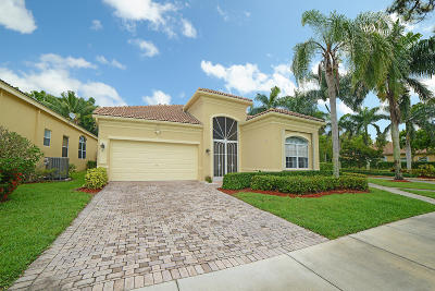 Delray Beach Single Family Home For Sale: 7003 Demedici Circle