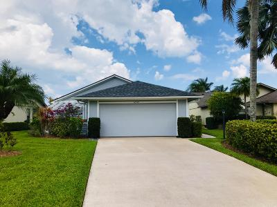 Hobe Sound Single Family Home Contingent: 6249 SE Tory Place