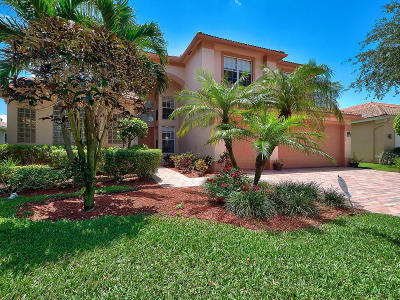 Boynton Beach Single Family Home For Sale: 7362 Greenport Cove