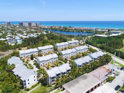 Juno Beach Townhouse For Sale: 447 Juno Dunes Way