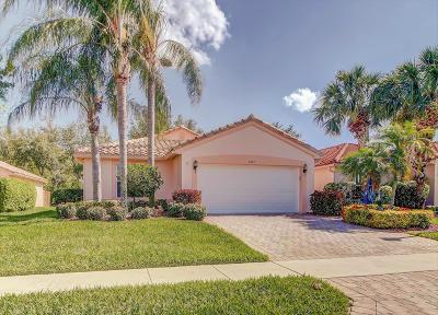 Boynton Beach Single Family Home For Sale: 5082 Pelican Cove Drive