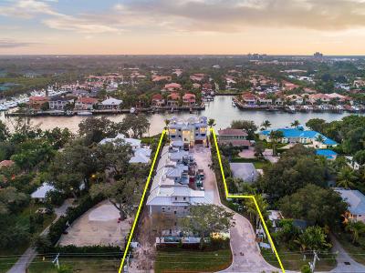 North Palm Beach Townhouse For Sale: 1021 Harbor Villas Drive