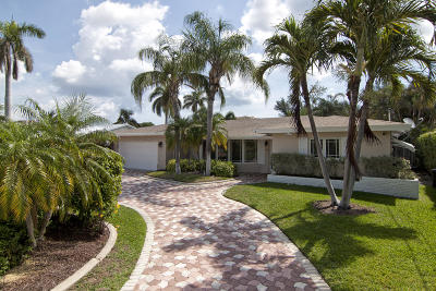 Pompano Beach Single Family Home For Sale: 1230 NE 27th Way