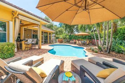 Jupiter Single Family Home For Sale: 130 Victorian Lane