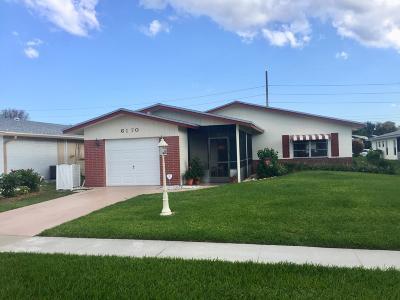 Delray Beach Single Family Home For Sale: 6170 Dusenburg