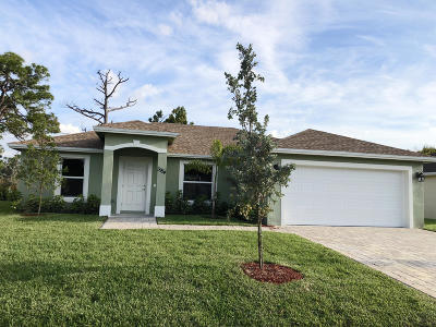 Palm Springs Single Family Home For Sale: 3954 Tropical Way