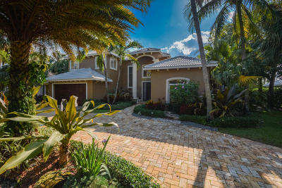 Boca Raton, Boynton Beach, Delray Beach, Jupiter, Lake Worth, North Palm Beach, Palm Beach Gardens, Tequesta, Wellington, West Palm Beach Single Family Home For Sale: 1081 SW 21st Avenue