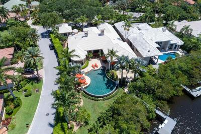 Jupiter Single Family Home For Sale: 8691 SE Somerset Island Way