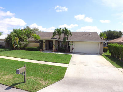 Sugar Pond Single Family Home For Sale: 1810 Hollyhock Road