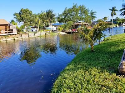 Lake Worth Single Family Home For Sale: 3267 Sapphire Road