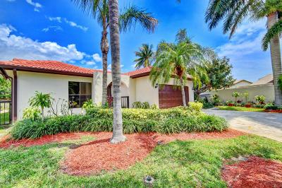 Boca Raton FL Single Family Home For Sale: $439,900
