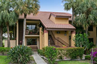 Boynton Beach Condo For Sale: 6360 Aspen Glen Circle #101