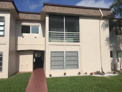 Palm Springs Condo For Sale: 500 Bonnie Boulevard #168