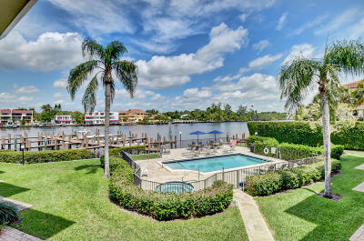 Delray Beach Condo For Sale: 1111 George Bush Boulevard #G
