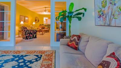 Fort Pierce Condo For Sale: 31 Harbour Isle Drive W #101