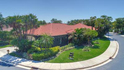 West Palm Beach Single Family Home For Sale: 2170 Regents Boulevard