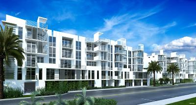 Delray Beach Condo For Sale: 111 SE 1st Avenue #503 + 50