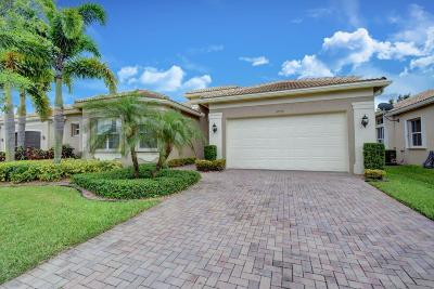 Boynton Beach Single Family Home For Sale: 9977 Bluefield Drive