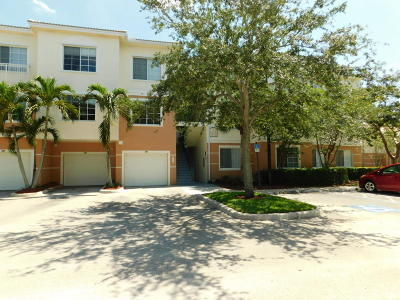 Condo For Sale: 7307 Myrtlewood Circle W