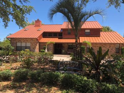 Port Saint Lucie Single Family Home For Sale: 2197 SE Flanders Road