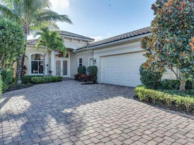 Palm Beach Gardens Single Family Home For Sale: 116 Bianca Drive