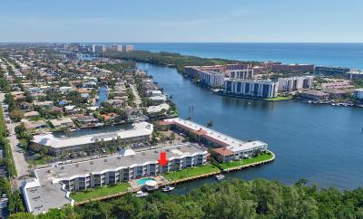 Condo For Sale: 700 NE Harbour Terrace #224